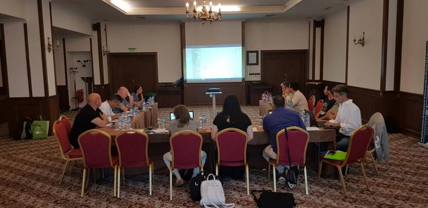 2nd Transnational project meeting in Plovdiv