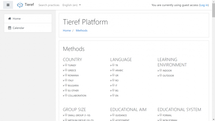 TIEREF collaborative exchange portal goes on air